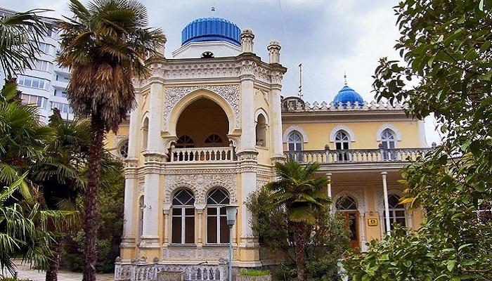Дворец Эмира Бухары Благородной