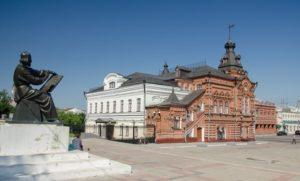 Соборная площадь во Владимире