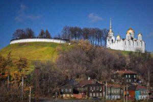 Успенский собор – главный храм Владимирской Руси