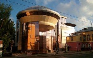 Детский космический центр в Кирове