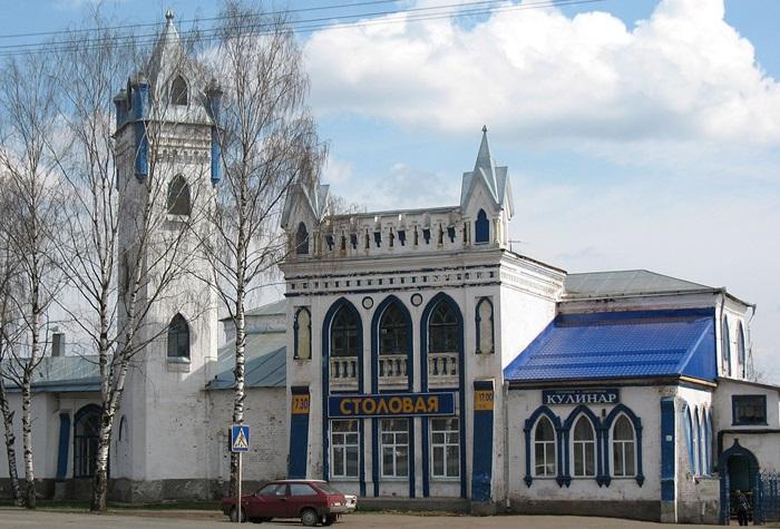 Дом купца Вахрушева