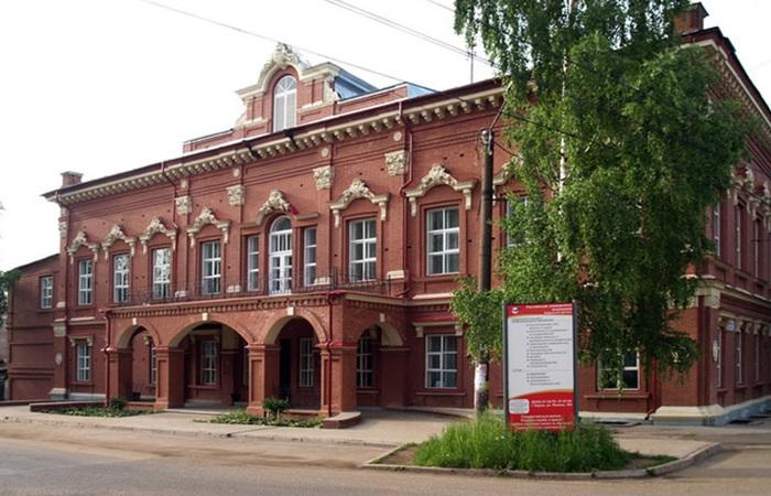 Дом Я.А. Прозорова в Кирове