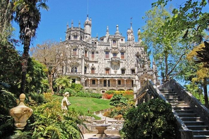Дворец Регалейра в Синтре