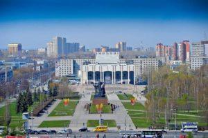 Городской округ, город Пермь: достопримечательности