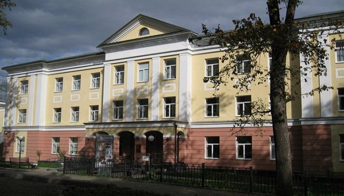 Кировская универсальная научная библиотека им. А.И. Герцена