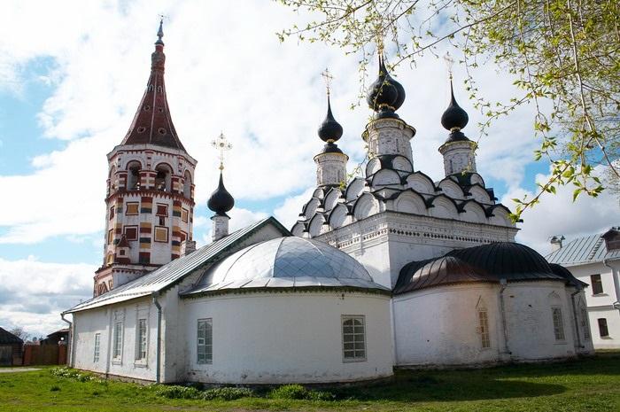 Церковь Лазаря Праведного Воскрешения или Лазаревская церковь