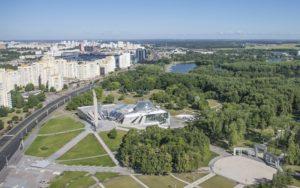 Минск: достопримечатльности города