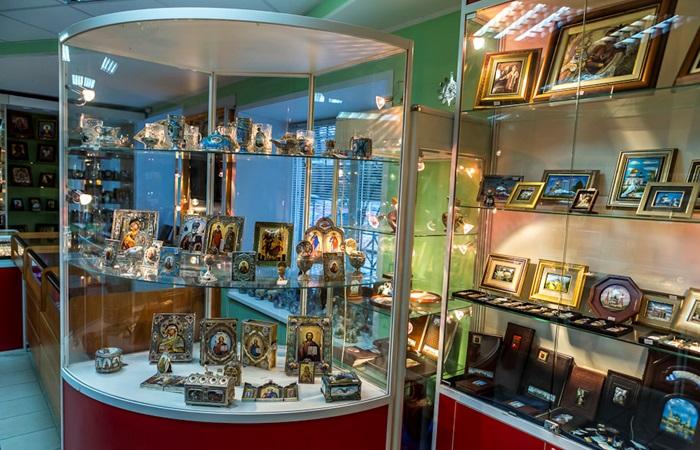 Музей финифти Ростовского кремля