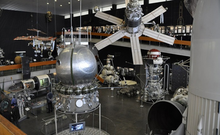 Музей космонавтики и ракетной техники им. В.П. Глушко