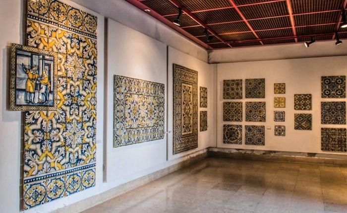 Музей плитки Азулежу