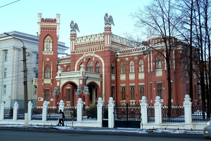 Особняк Тихона Булычёва в Кирове