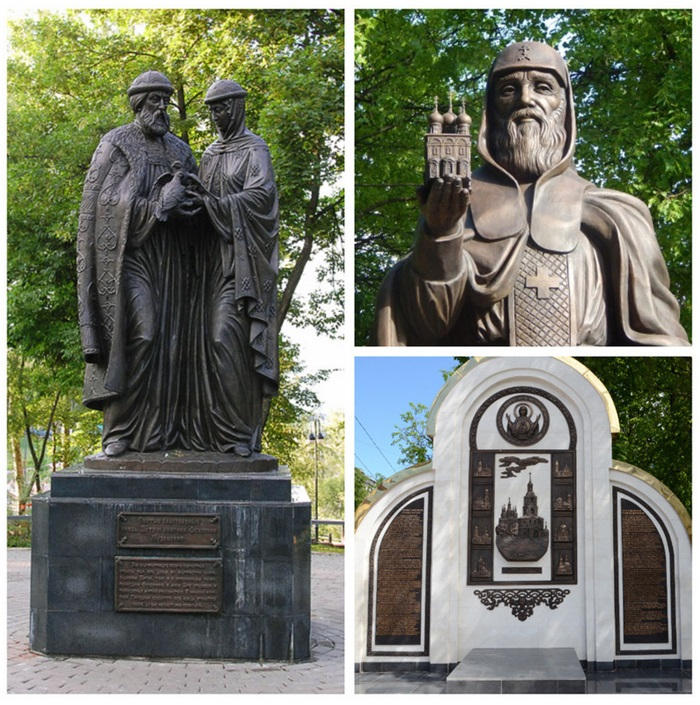 Памятники, связанные с религиозной жизнью Кирова
