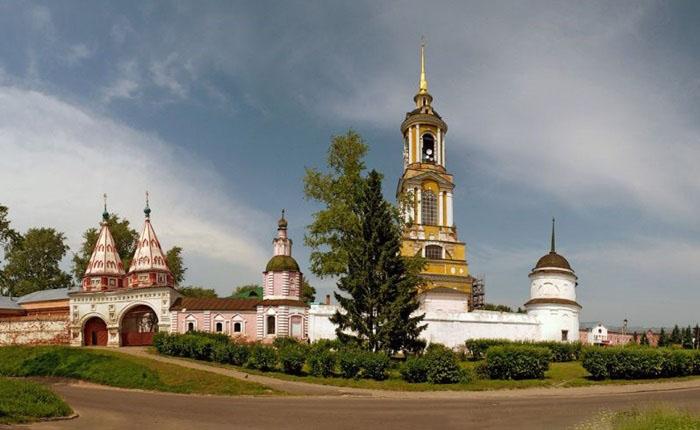 Ризополо́женский монасты́рь — один из древнейших монастырей Руси, основанный в 1207 году