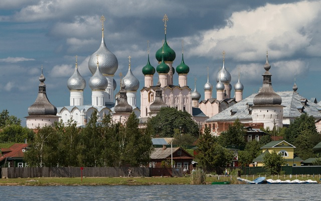 Ростов Великий — Путеводитель Викигид Wikivoyage
