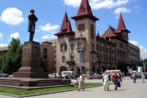 Саратов: достопримечательности города