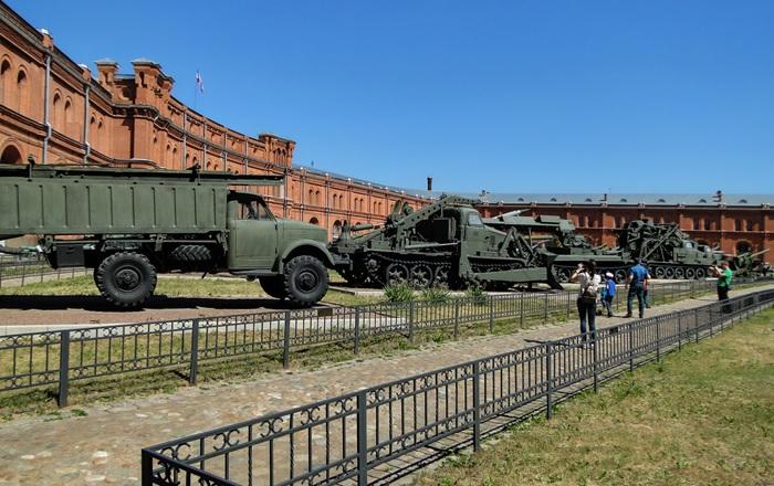 военно-исторический музей артиллерии инженерных войск и войск связи