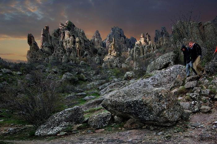 Демерджи – симфония в камне