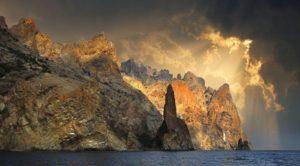 Карадаг – черная гора