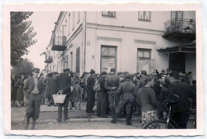 Брест-Литовск в 1939 году