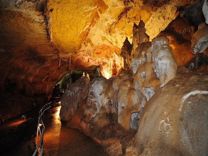 Чатыр-Даг – пещерный край