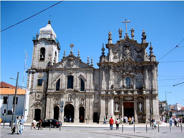 Церкви Кармелиток и Карму
