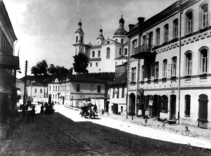 Витебск в 1900-е годы