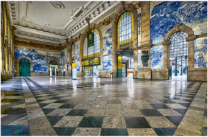 Вокзал Сау-Бенту