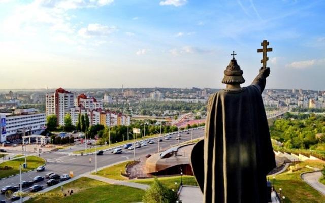 Фото Белгорода  интересные места и достопримечательности