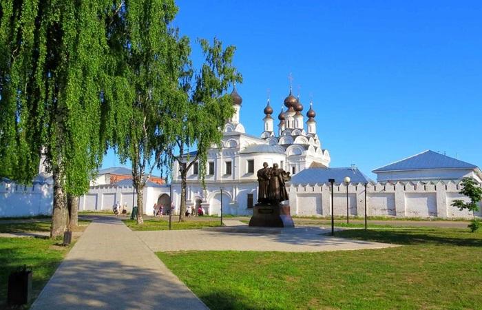 Благовещенский монастырь Мурома