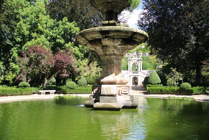 Ботанический сад Коимбры