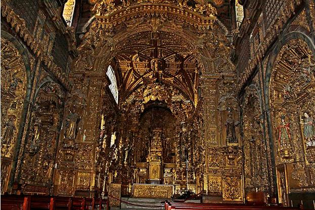 Церковь Санта-Клара
