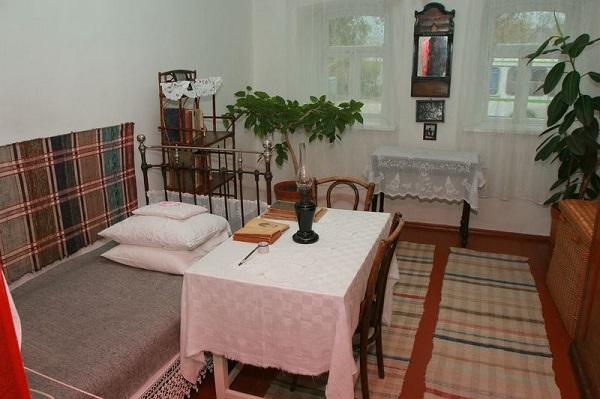 Дом-музей Н.А. Островского