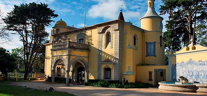 Дворец–музей графа Каштру-Гимарайнш