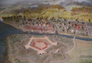 Историко-археологический музей «Ниеншанц»