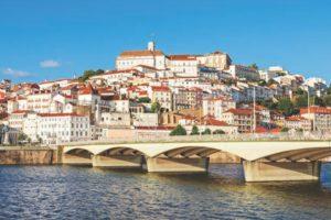 Коимбра (Португалия): достопримечательности