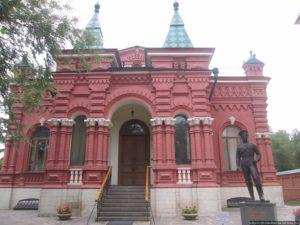 Краеведческий и Мемориально-исторический музеи
