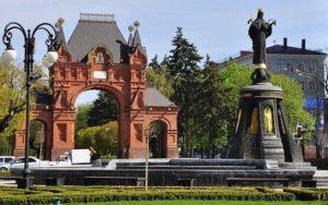Краснодар: достопримечательности города