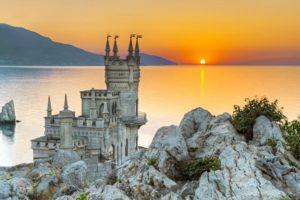 Крым: достопримечательности, интересные места