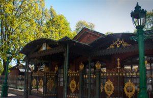 Музей «Домик Петра I»
