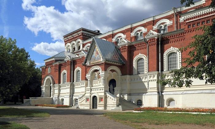 Музей хрусталя в Гусь- Хрустальном