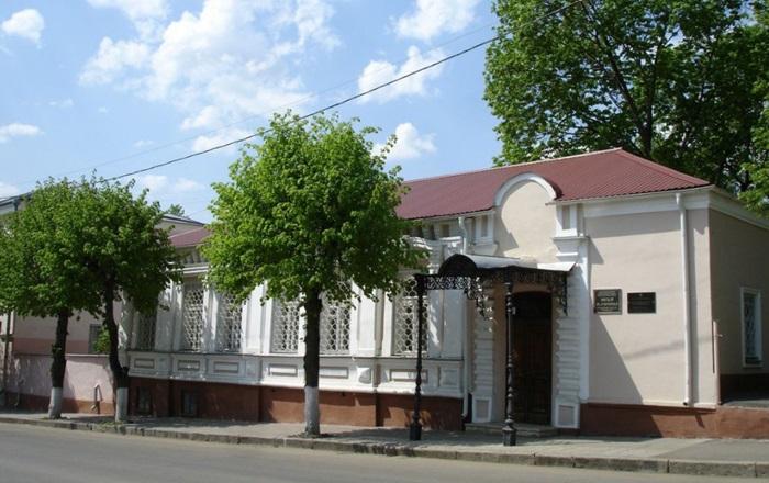 Музей И.А. Бунина в Георгиевском переулке