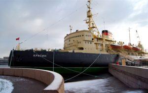 Музей ледокол «Красин»