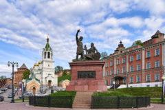 Нижний Новгород: достопримечательности, что посмотреть за один день