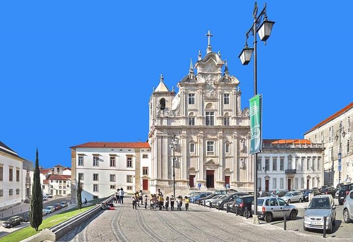 Новый Кафедральный собор Коимбры