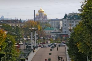 Орёл: достопримечательности города