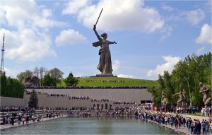 Памятник-ансамбль «Мамаев курган»