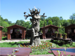 Парк культуры и отдыха имени Бабушкина («Парк Сказок»)