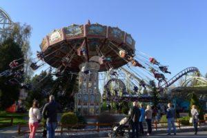 Парки развлечений в Санкт-Петербурге
