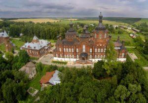 Щамординский монастырь