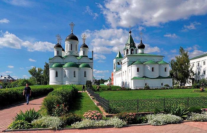 Спасо-Преображенский монастырь Мурома